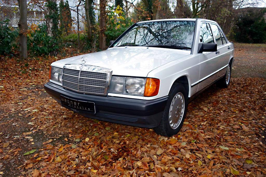 Wagner Classics Youngtimer Oldtimer Automobile - Mercedes Benz 190E