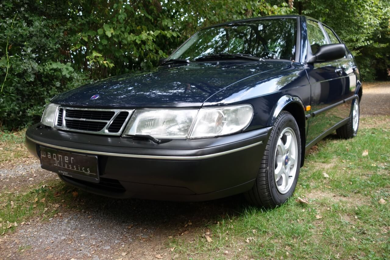 Wagner Classics Youngtimer Oldtimer Automobile - Saab 900 2.0L