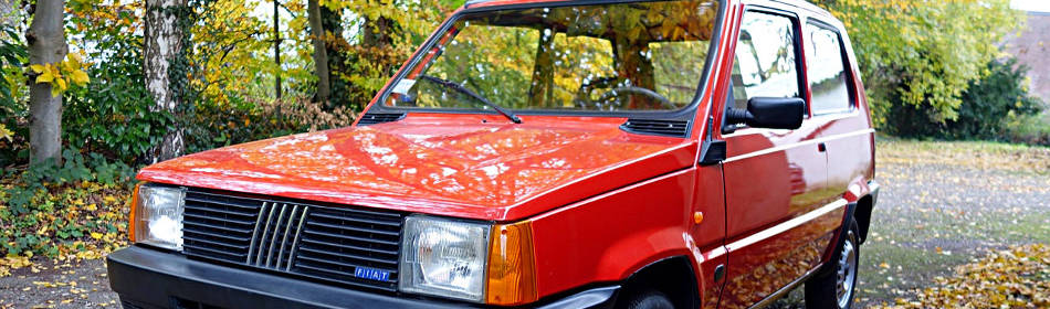 Wagner Classics FIAT Panda 750L - Oldtimer Youngtimer Classic Cars