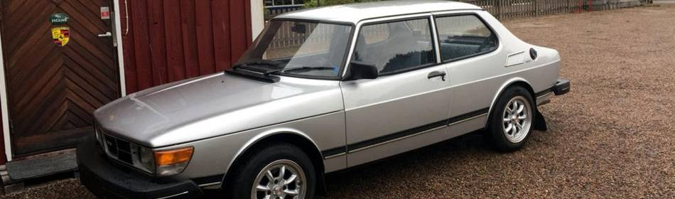 Wagner Classics Saab 99 GL SilberOldtimer Youngtimer Classic Cars Automobile Klassiker