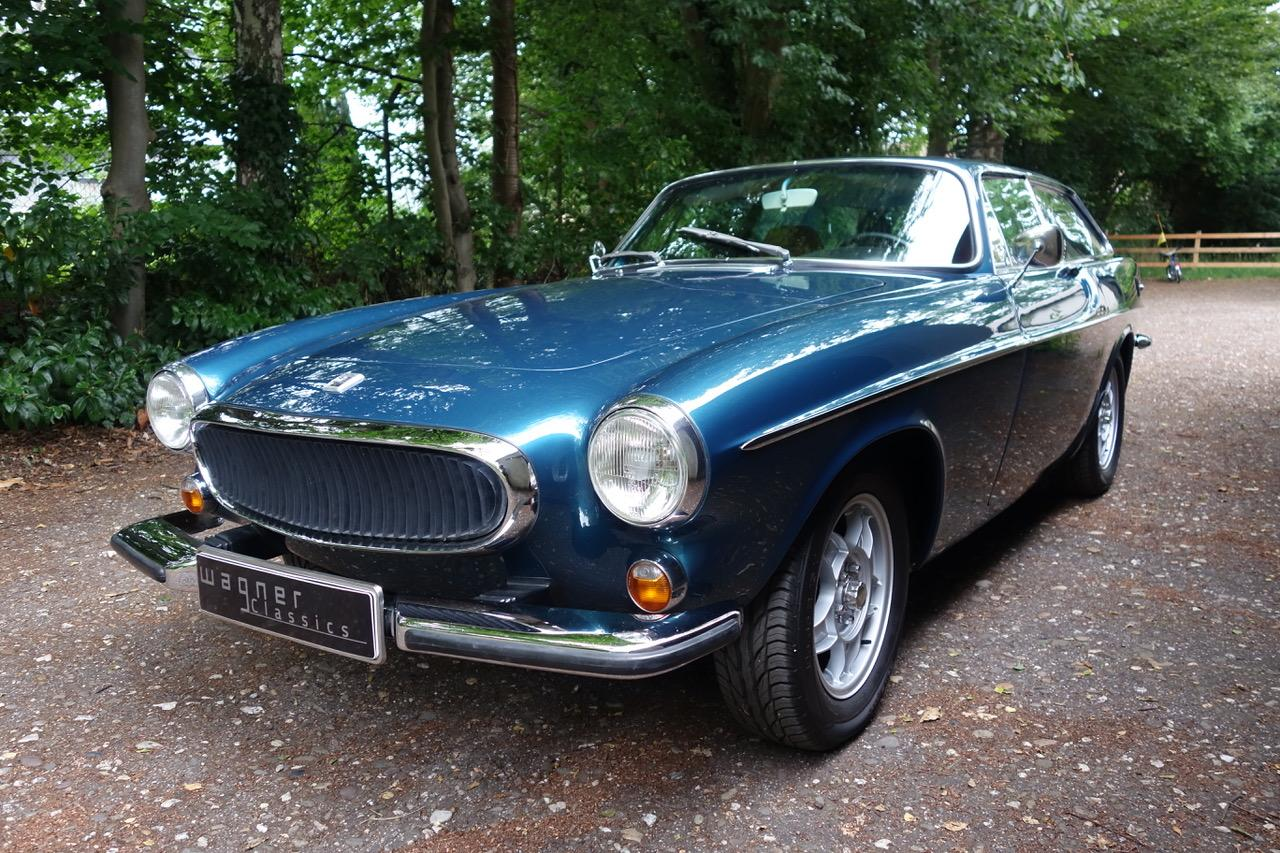 Wagner Classics Youngtimer Oldtimer Automobile - Volvo P 1800 ES