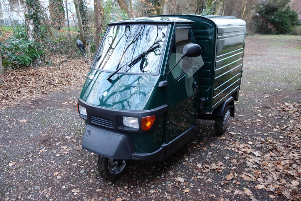 Wagner Classics Youngtimer Oldtimer Automobile - Piaggio Ape 50