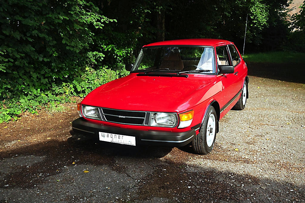 Wagner Classics Youngtimer Oldtimer Automobile - Saab 99 GL