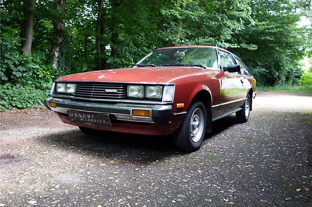Wagner Classics Youngtimer Oldtimer Automobile - Toyota Celica ST